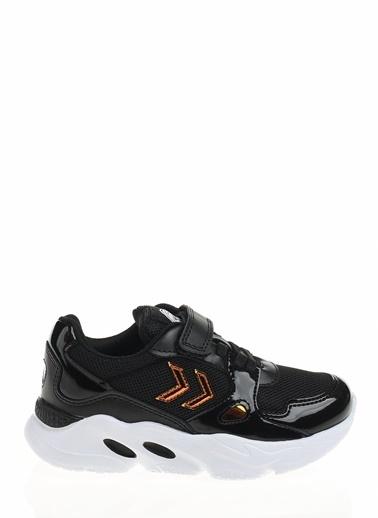 Hummel Çocuk Ayakkabı York Glam 207920-2001 Siyah